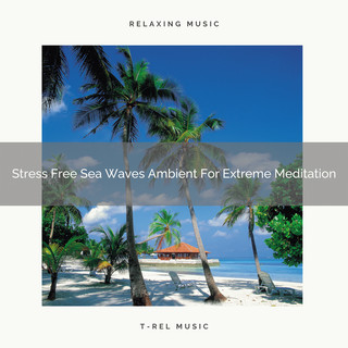 Stress Free Sea Waves Ambient For Extreme Meditation