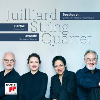 Beethoven - Bartók - Dvorák:String Quartets