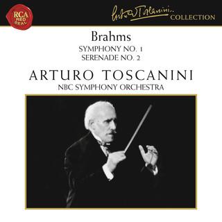 Brahms:Symphony No. 1 In C Minor, Op. 68 & Serenade No. 2 In A Major, Op. 16