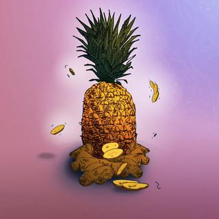 Pine & Ginger [Remix](feat. Popcaan)