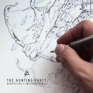 The Hunting Party:Acapellas +  Instrumentals