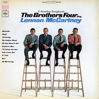 Beatles Songbook:The Brothers Four Sing Lennon - McCartney