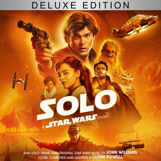 Solo:A Star Wars Story (Original Motion Picture Soundtrack / Deluxe Edition)