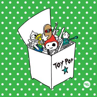 TOY POP。 (Toy Pop)