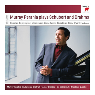 Murray Perahia Plays Brahms And Schubert