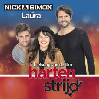 Hartenstrijd (Feat. LAURA)