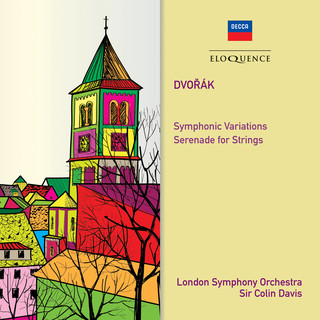 Dvorak:Symphonic Variations; Serenade For Strings