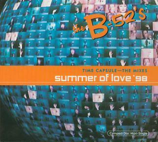 Time Capsule - The Mixes:Summer Of Love '98