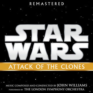 Star Wars:Attack Of The Clones (Original Motion Picture Soundtrack)