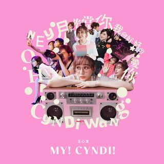 My ! Cyndi !