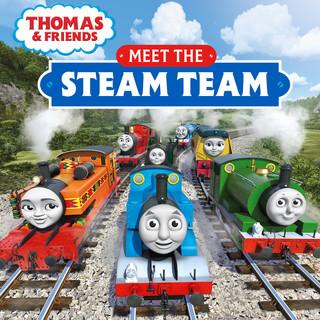 Meet The Steam Team !