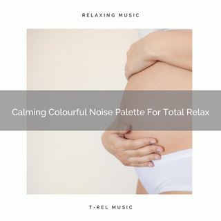 Calming Colourful Noise Palette For Total Relax