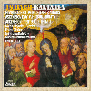 Bach, J.S.:Cantatas For Ascension Day, Whitsun & Trinity