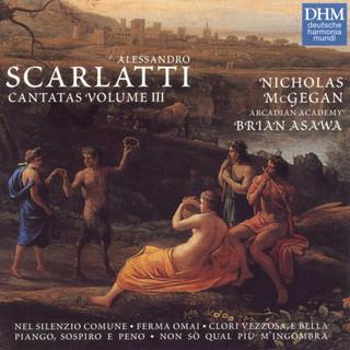 Scarlatti:Cantatas Vol. III