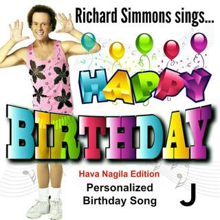 A Personalized Birthday Wish:Happy Birthday ! (Hava Nagila Version), Vol. 8