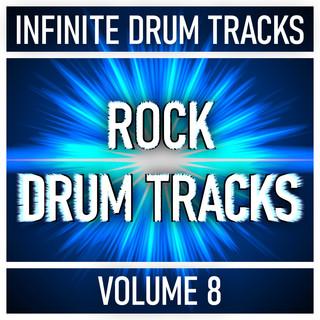 Rock Drum Tracks, Vol. 8
