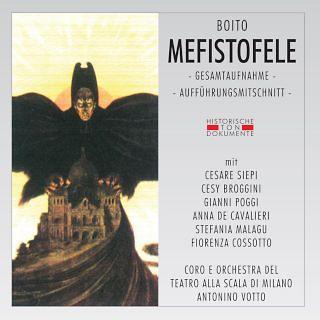 Arrigo Boito:Mefistofele