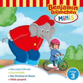 Benjamin Minis - Folge 3:Das Erste Fahrrad