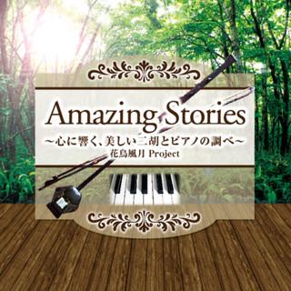 Amazing Stories 心に響く、美しい二胡とピアノの調べ
