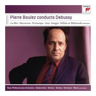 Pierre Boulez Conducts Debussy (G010004406632U)