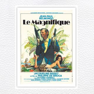Le Magnifique (Original Motion Picture Soundtrack)