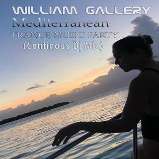 Mediterranean Trance Music Party (Continous DJ Mix)