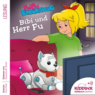 Hörbuch:Bibi Und Herr Fu (Ungekürzt)