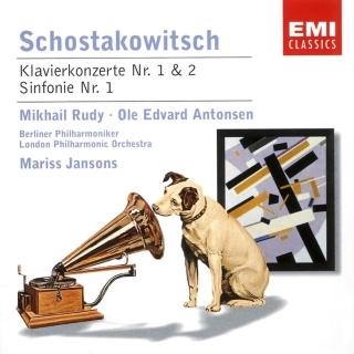 Schostakowitsch:Klavierkonzert Nr. 1 & 2 / Sinfonie Nr. 1