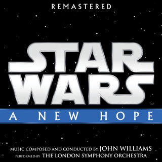 Star Wars:A New Hope (Original Motion Picture Soundtrack)