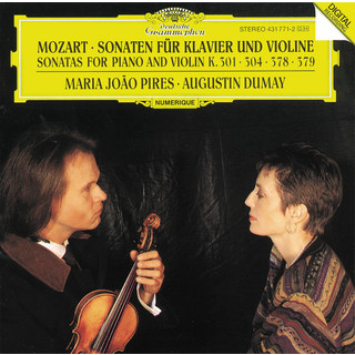Mozart:Violin Sonatas K. 301, 304, 378 & 379