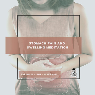 Stomach Pain And Swelling Meditation