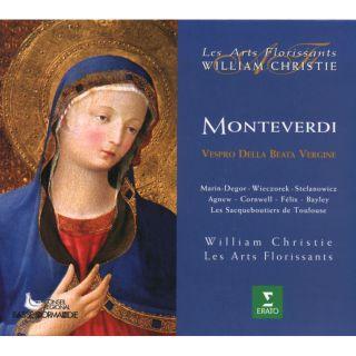 Monteverdi:Vespro Della Beata Vergine