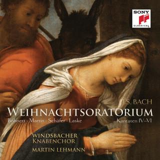 Bach:Weihnachtsoratorium, Kantaten 4 - 6