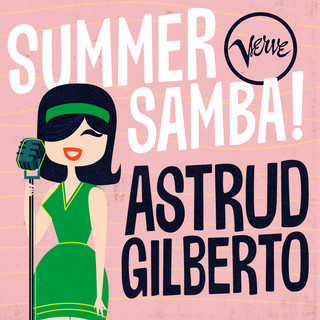 Summer Samba ! - Astrud Gilberto