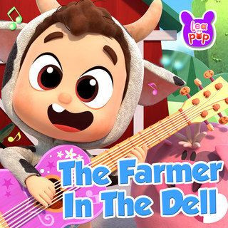 The Farmer In The Dell - Baby Song