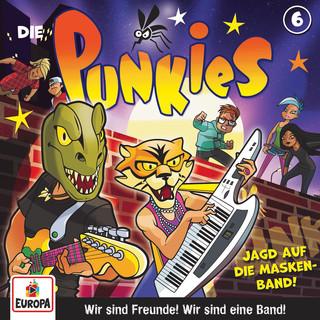 006 / Die Jagd Nach Der Masken - Band