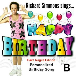 A Personalized Birthday Wish:Happy Birthday ! (Hava Nagila Version), Vol. 2