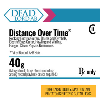 Distance Over Time