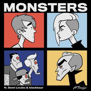 Monsters (Feat. Demi Lovato And Blackbear)
