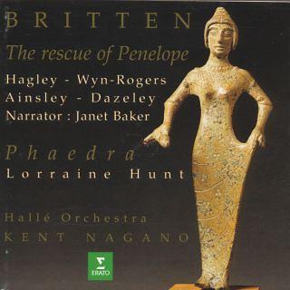 Britten: The Rescue of Penelope & Phaedra Elatus -