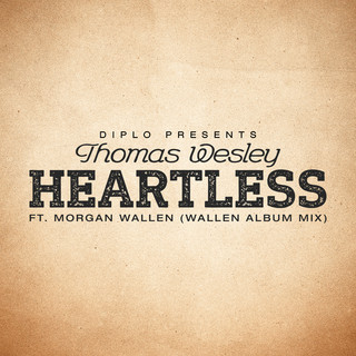 Heartless (Wallen Album Mix)