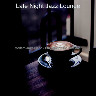 Modern Jazz Piano - Background For Breakfast