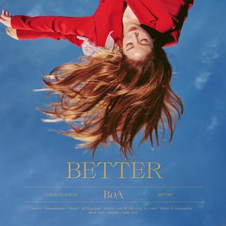 第十張正規專輯『BETTER』