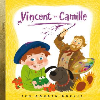 Vincent En Camille (De Gouden Luisterboekjes) (Verteller:Jeroen Krabbé)