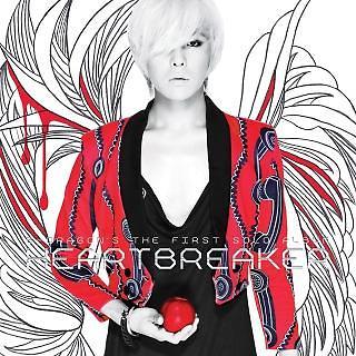 首張個人冠軍韓語專輯 HEARTBREAKER (搶聽)
