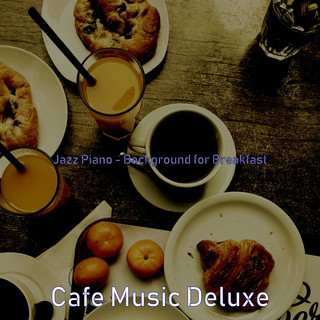 Jazz Piano - Background For Breakfast