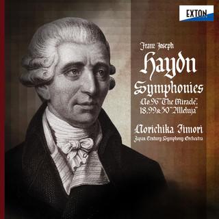 ハイドン:交響曲 第 96番「奇蹟」&第 18番&第 99番&第 30番「アレルヤ」 (<Haydn: Symphonies Vol. 3 Haydn: Symphonies No. 96 ''The Miracle'', No. 18, No. 99 & No. 30 ''Alleluja'')