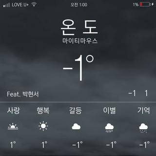 Temperature (Feat. Park Hyeonseo)