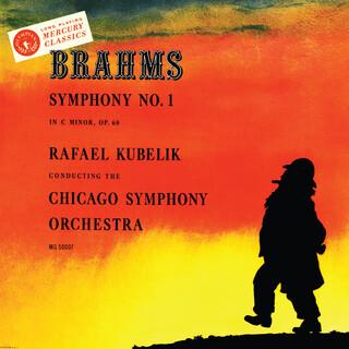 Rafael Kubelík - The Mercury Masters (Vol. 6 - Brahms:Symphony No. 1)