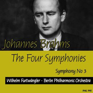 Johannes Brahms:The Four Symphonies - Symphony No3 (1948, 1952)